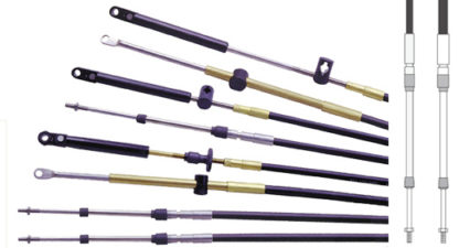 Engine Controls Cables